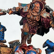 New Forgeworld Angron World Eaters Primarch Painted To Order Warhammer 30k