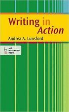 Writing in Action by Andrea A. Lunsford (2014, Spiral)