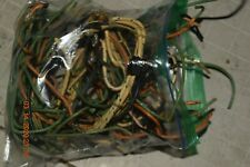 vintage 1950's western electric wire wiring harness tube amp guitar stereo