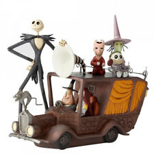 Disney Traditions Nightmare Before Christmas Mayor's Car Figurine New & Boxed