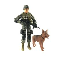1:18 Unimax Toys Forces of Valor Bravo Team Modern US Army Infantry Soldier