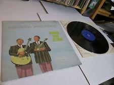 "HOMER AND JETHRO LP ""MUSICAL MADNESS"" AUDIO LAB KING RECORDS ORIGINAL MONO VG+"