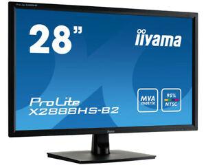 "Ecran iiyama Prolite X2888HS-B2 28"" full hd hdmi display port"