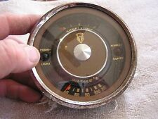 Vintage DKW Gauge Kraftstoff Wasser Veigel 11 53