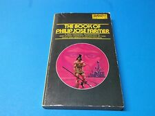 The Book of Philip Jose Farmer DAW 63 1st print 1973