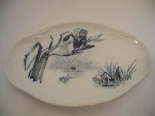 Rare Platte Tablett Villeroy & Boch Iris Wallerfangen