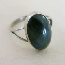 Mexico Size 6.5 2.9g [3473] Sterling Silver Agate Ring Taxco Arj