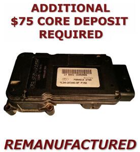 REMAN 99 01 02 03 04 Ford F150 ABS Pump Control Module YL34-2C346-AF >EXCHANGE<