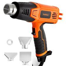 VonHaus Heat Gun 2000W - Remove Paint, Varnish, Shape Plastic Tubing & More