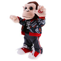 Musical Dancing Singing Monkey Electronic Interactive Toy for Kids Toddlers