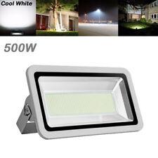 New listing 500W Led Flood Light Super White Outdoor Landscape Spotlights Security Lamp 110V
