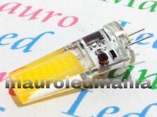 G4 Led Lampada Casa Camper 1 SMD COB 5W = 45W 12 V LUCE A 360 ° BIANCO FREDDO