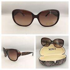 New 100% Authentic Sunglasses XOXO X2330 Brown (BRWN) 56-17-135