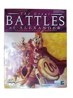 The Great Battles of Alexander, PC Game, Brand New Sealed