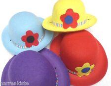 Clown Hut Melone Zylinder Kostüm Zirkus Kasper Clownkostüm Hose Frack Kleid mini