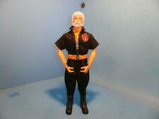 Vintage 1970-72 GI Joe Action Man Adventure Team Evil Commander 12 inch Hasbro