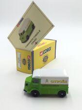 citroen h citroen 1/55 corgi camions d'antan n25/50 boite certif proch du neuf