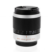 Albinar 300mm F/6.3 Super Telephoto Mirror Manual Focus Macro Lens for Sony NEX