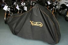 Indoor Breathable Motorbike cover to fit all Norton Motorcycles  inc  Commando