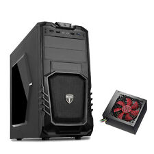 AvP STORM 27 Gaming Pc Computer Tower case - 500W PSU alimentatore-USB 3.0