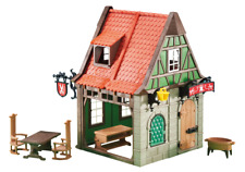 Vend playmobil maison à colombages médiévale chevalier moyen age voir photo