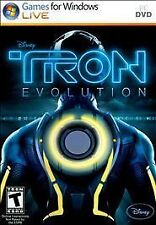 TRON: Evolution - PC Disney Interactive Studios Video Game