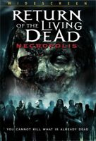 Return of the Living Dead 4-Necropiolis [New DVD] Dolby, Subtitled, Widescreen
