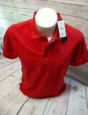 Ragman Poloshirt  Polohemd Knopfleiste Kurzarm Gr. 5XL 62 Rot 100% Baumwolle