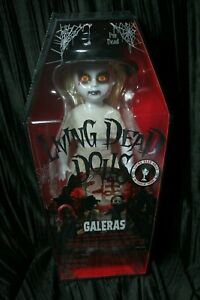 Living Dead Dolls Galeras Series 35 20th Anniversary Sealed LDD Doll sullenToys