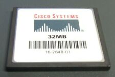 Cisco 32 MB Compact Flash Card - 16-2648-01