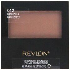 NEW! Revlon BRONZER with Brush 012 BRONZILLA sealed .17 Oz