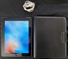 Apple iPad 3rd Generation 64GB Wi-Fi+Cellular LTE - AT&T Black (MD368LL/A) MINT