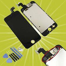 affichage LCD pour iPhone 5 S NOIR préassemblé Verre écran tactile rétine NEUF