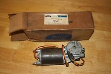 NOS 1970-72 LINCOLN CONTINENTAL RF RR WINDOW MOTOR W/O MINI VENT D0VY5323394A