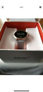 Fossil womens smart watch gen 4 FTW6016