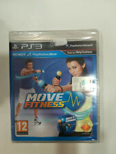 MOVE FITNESS - SONY PS3 PLAYSTATION 3 NUOVO