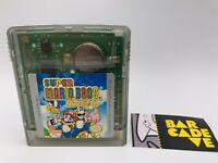 Super Mario Bros Deluxe DX (Nintendo Gameboy COLOR GBC) Cart Only GREAT Shape