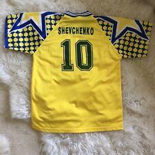 VINTAGE Adidas Dynamo Kiev Kyiv Ukraine Futbol Soccer Jersey Men s Size S f30477be6e918