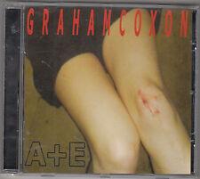GRAHAM COXON - a+e CD