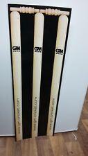 Wheelie Bin adhesive Cricket Stumps by Gunn & Moore, brand new, full size