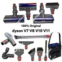 NEW Genuine Dyson V7 V8 V10 V11 Cordless Vacuum Head Brushes Tool