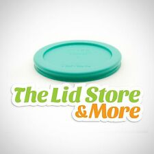 Pyrex Storage Plastic Green Lid - Replacement Cover For 1 Cup Bowl - 7202-PC