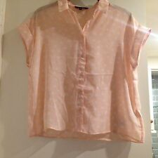 New Look Pastel Spot Shirt 8