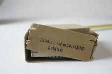 Kino Trailer Schiller 35 mm Vorfilm 35mm Film Movie N347