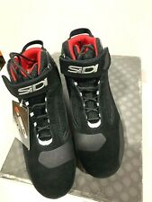 Men's Cycling Shoes Sidi Gas Low Cut  BLACK  USA 4.5  EURO 37