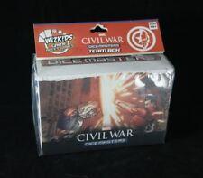"NECA wizkids Marvel ""Civil War"" dice masters team box NEW"