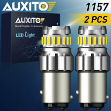 2F LED 1157 Backup Reverse Light Bulbs for Chevy Corvette 97-2004 Impala 1994-96