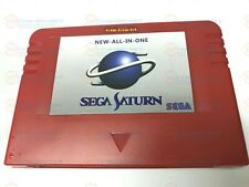 DHL NEW-ALL-IN-1 Pseudo Saturn Cartriage Action replay Card with Direct reading