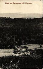 CPA   Blick vom Ochsenstein auf Haberacker    (452862)