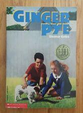 Ginger Pye Eleanor Estes Scholastic Book Paperback